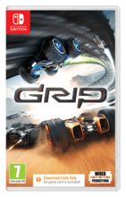 Grip: Combat Racing Download