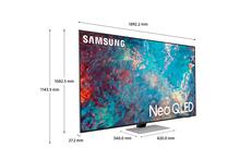 "Image of QN85A 85"" QLED TV"