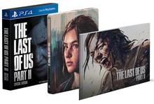 The Last of Us Part II Special Edition Packshot