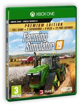 Farming Simulator 19 : Premium Edition