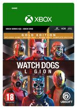 Image of Watch Dogs Legion Gold Edition