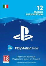 PlayStation Now 12 Mese