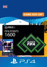 Image of Fifa 21 FUT Ultimate Team 1600 points