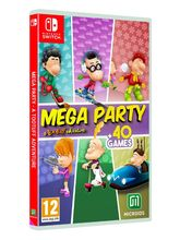 MEGA PARTY - a Tootuff adventure