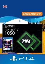 Fifa 21 FUT Ultimate Team 1050 points