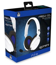 PRO4-50s Stereo Gaming Headset (White)