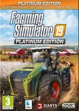 Image of Farming Simulator 19 - Platinum Edition