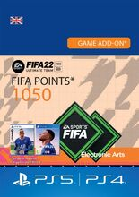Image of Fifa 22 FUT Ultimate Team 1050 points