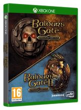 Baldur's Gate Enhanced Edition Packshot