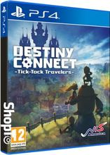 Destiny Connect PS4 Packshot