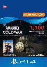 Image of Call of Duty Black Ops Cold War 1100 Points