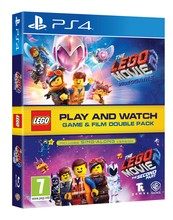Lego Movie 2 Game and Film Double Pack Packshot