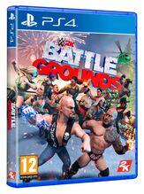 Image of WWE Battlegrounds