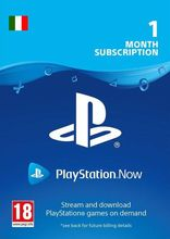 PlayStation Now 1 Mese