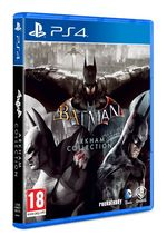 Batman Arkham Collection Standard Edition