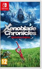 Image of Xenoblade Chronicles Definitive Edition
