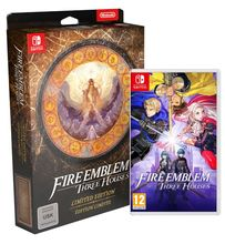 Image of Fire Emblem Three Houses Limited Edition +