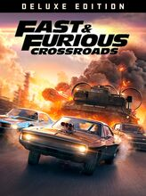 Image of Fast & Furious Crossroads - Deluxe Edition