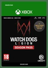 Image of Watch Dogs Legion Season Pass Xbox One