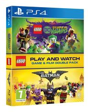 Lego DC Super-Villains Game and Film Double Packsh