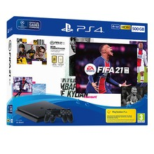 PS4 500GB FIFA 21 Console and Additional DualShock