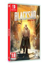 Blacksad: Under The Skin Packshot