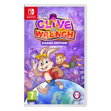 Clive 'n' Wrench Badge Edition