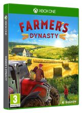 Farmers Dynasty Packshot