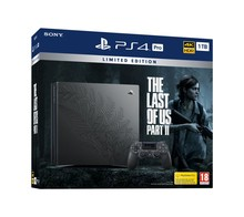 The Last of Us 2 Limited Edition Pro Console