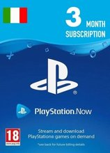 PlayStation Now 3 Mesi