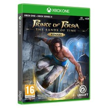 Prince of Persia - Sands of Time Remake  Packshot
