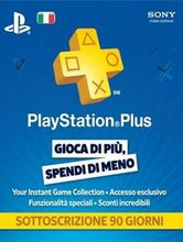 Sony PlayStation Plus Code 3 Mesi