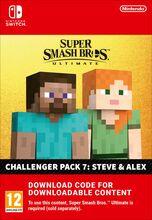 Super Smash Bros. Ultimate: Steve &
