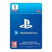 Image of PlayStation Now 1 Month Subscription