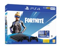 Fortnite Neo Versa + Extra Controller
