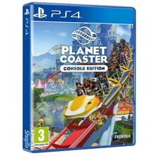Planet Coaster Console Edition - PlayStation