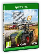 Farming Simulator 19 Platinum Edition Packshot