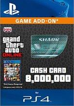 GTA - Megalodon Shark Cash Card