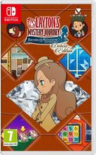 Layton's Mystery Journey Packshot