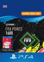 FIFA 20 FUT 1600 Points
