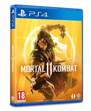 Mortal Kombat PS4