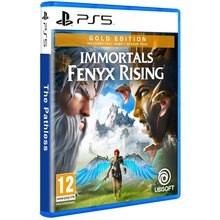Immortals: Fenyx Rising Gold Edition Packshot