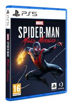Marvel Spider-Man Miles Morales - Playstation 5