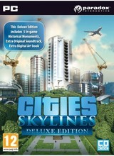 Image of Cities: Skylines Deluxe Edition PC Download