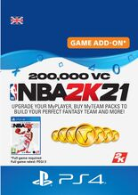 Image of NBA 2K21 200,000 VC