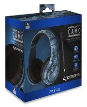 PS4 PRO4-70 Camo Edition Stereo Gaming Headset -