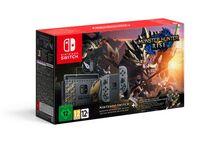 Nintendo Switch Console - Monster Hunter