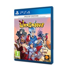 Wargroove Deluxe Edition Packshot