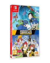 Digimon Story: Cybersleuth Complete Packshot