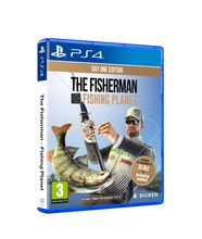 The Fisherman - Fishing Planet Packshot